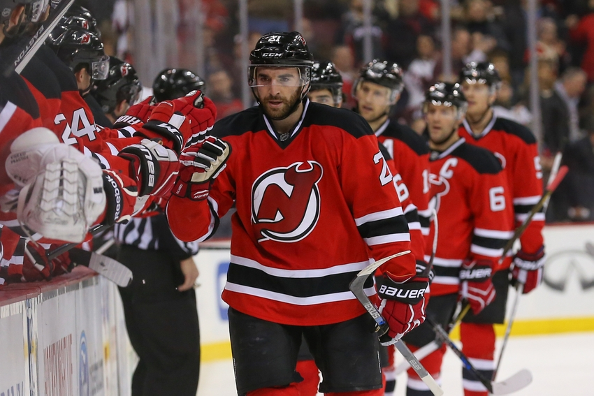 more photos 7f062 c6c5b New Jersey Devils: 7 Free Agents Who Should be Re-signed