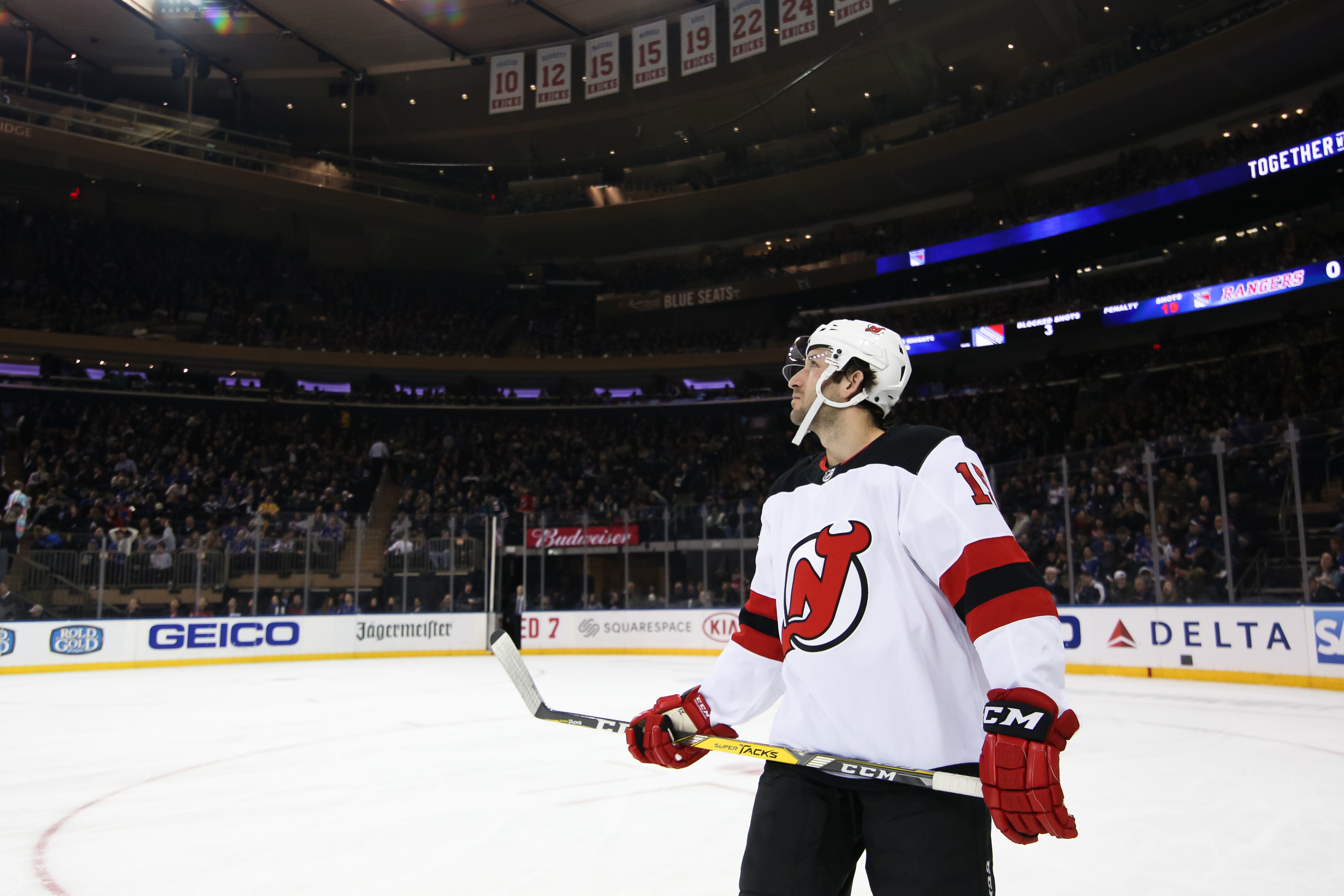 new jersey devils nick lappin
