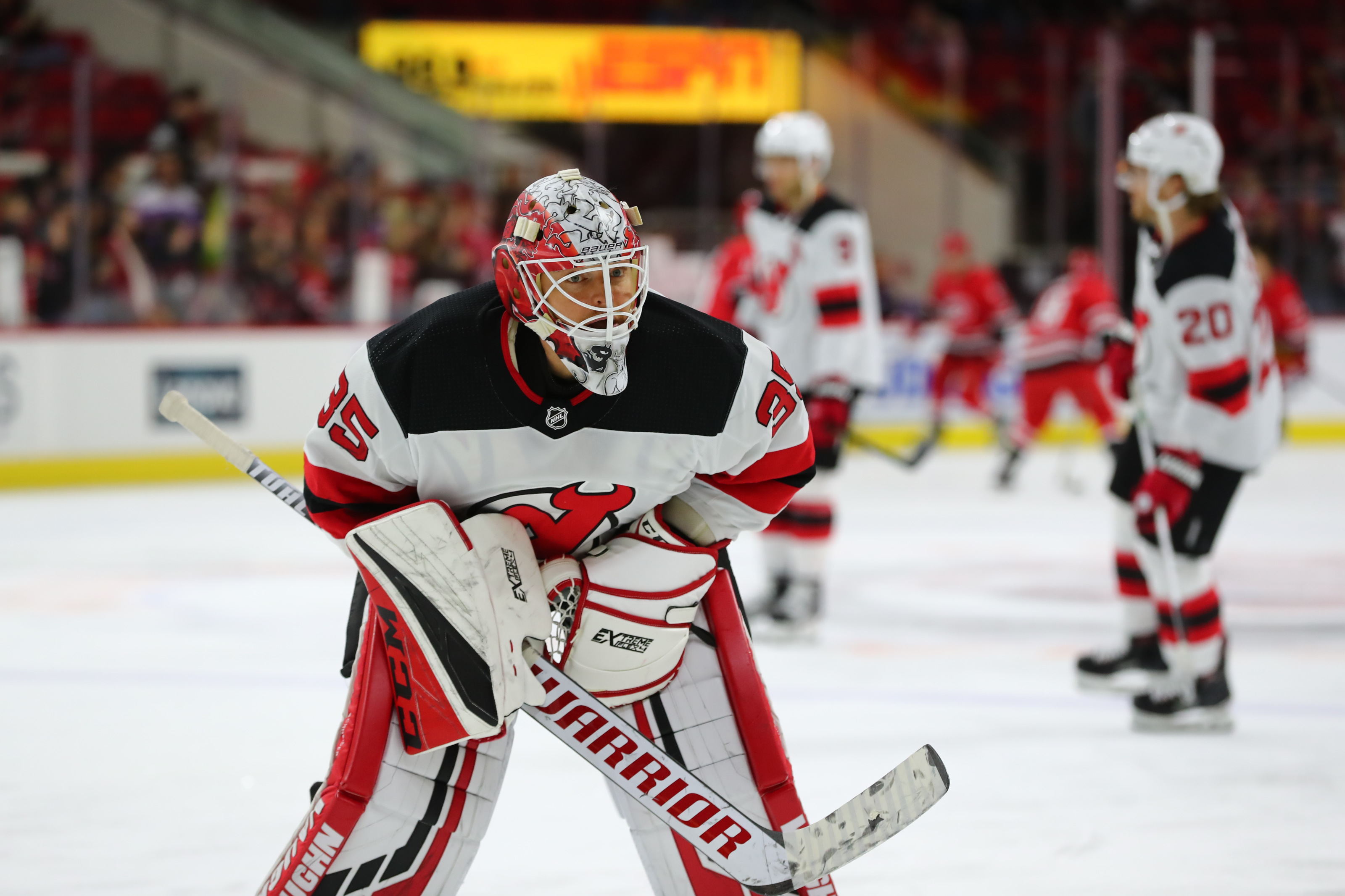 New Jersey Devils: Can Anything Be Done About Cory Schneider?