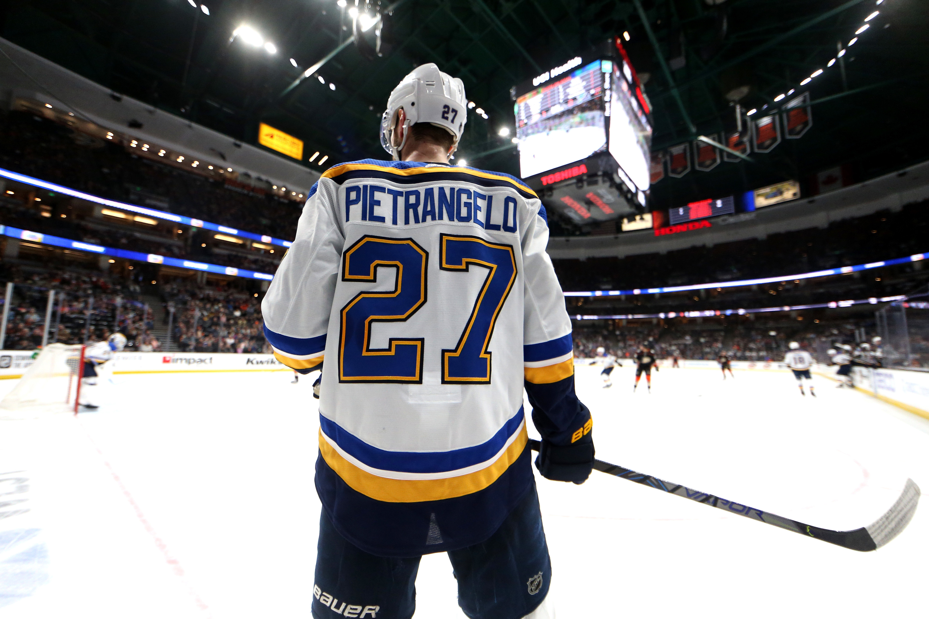 Reasons New Jersey Devils Should And Should Not Sign Alex Pietrangelo Page 3