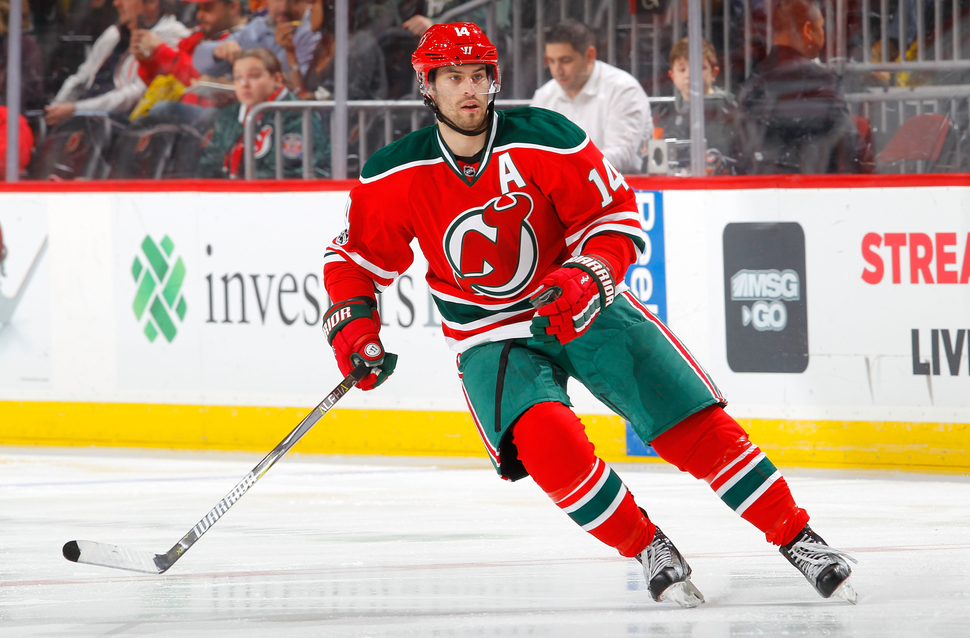 New Jersey Devils: Reported Green Jersey Is A Terrible Idea