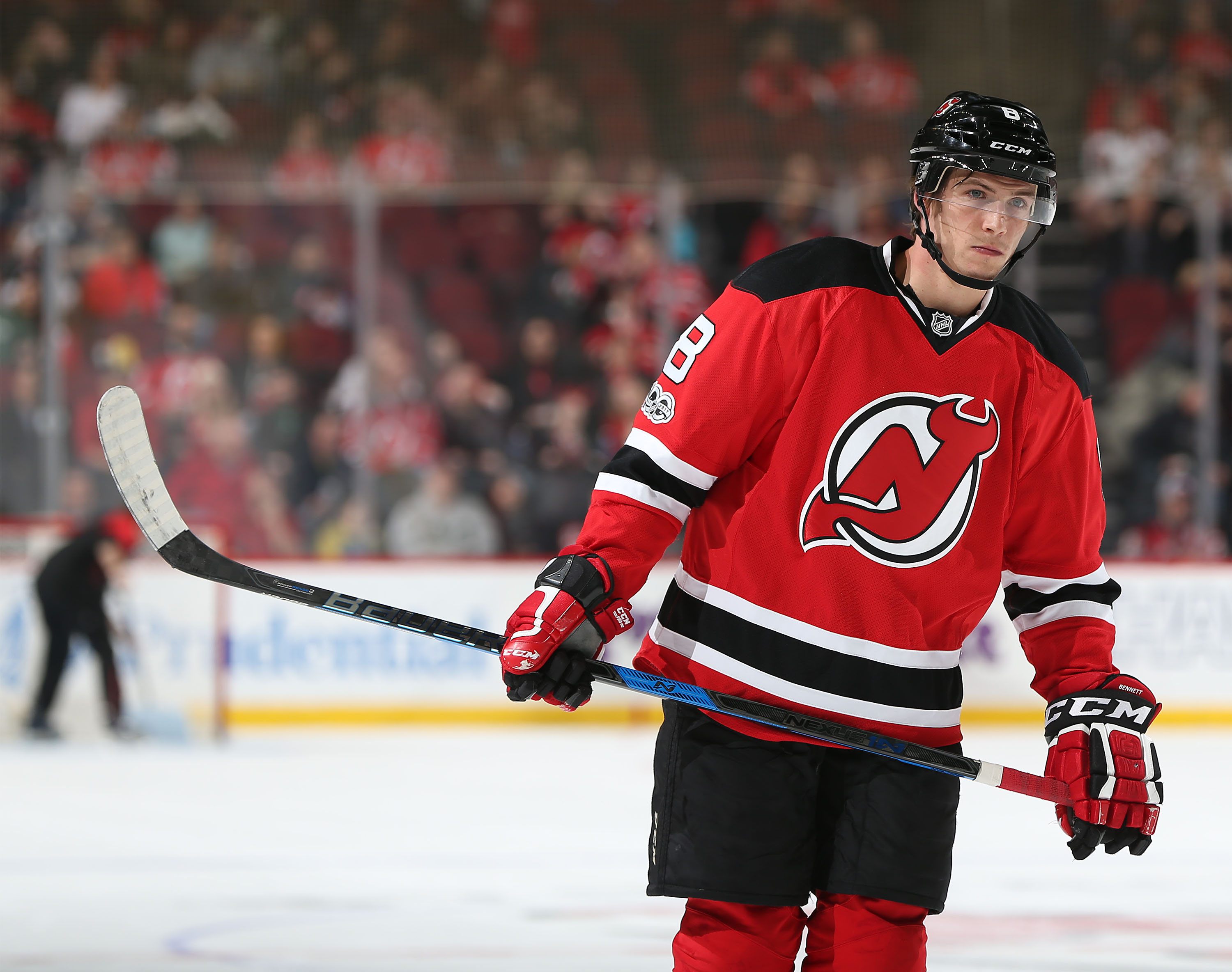 New Jersey Devils: Beau Bennett Was A Failed Trial We Can't Explain