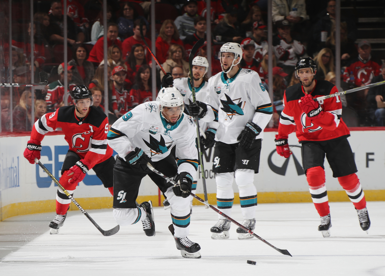 New Jersey Devils: Game vs San Jose Is Very Different Than We Thought