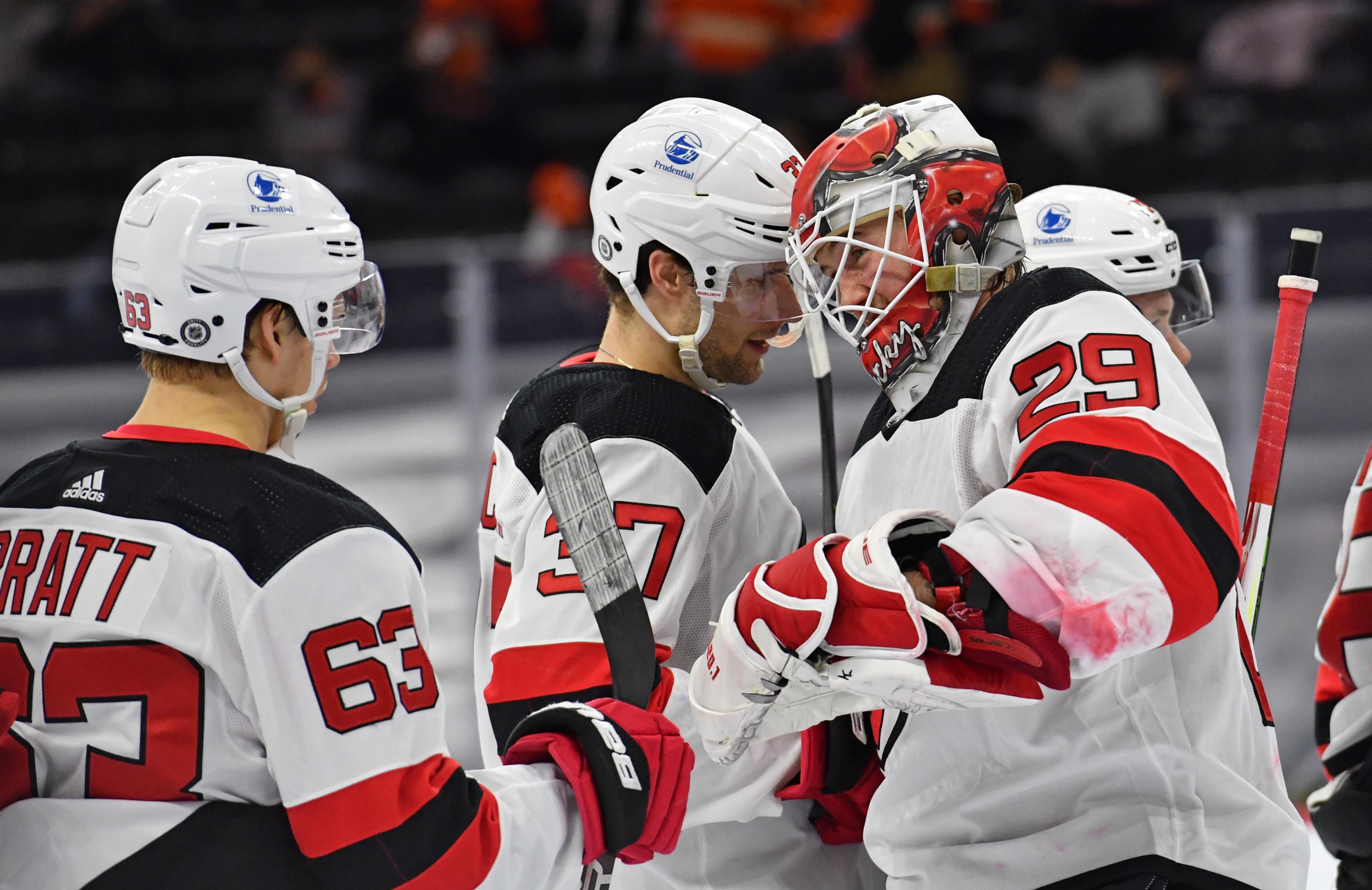 New Jersey Devils, Jesper Bratt